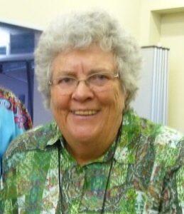 Margaret Vazey